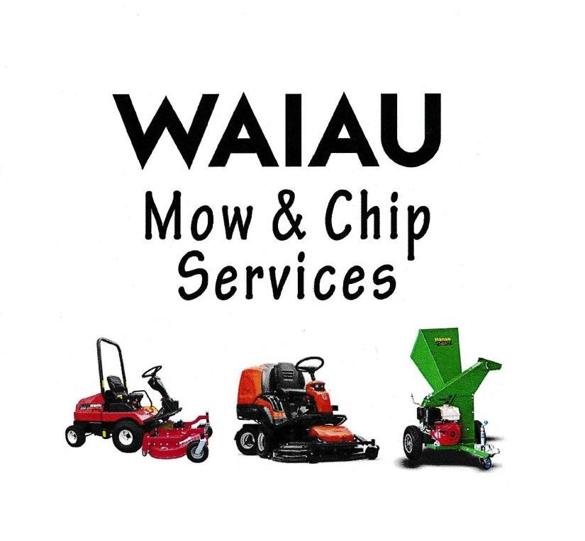 Waiau Mow & Chip Services