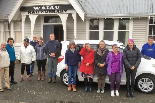 Amuri Community Vehicle