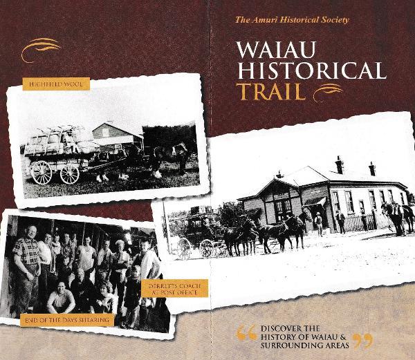 Waiau Historical Trail